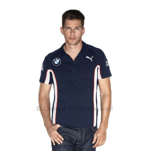 Cehw Clox  BMW Mens Motorsport DTM Team Polo Shirt   Small