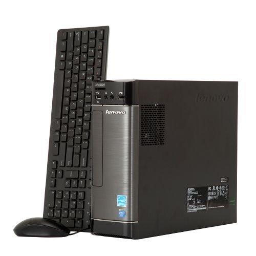 Lenovo IdeaCentre H500s Slim Desktop (57327931) Black