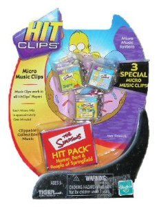 Hit Clips The Simpson Hit Pack Music Clips