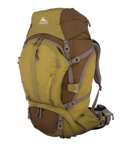 Gregory Baltoro 75 Technical Pack, Moss Green, Small