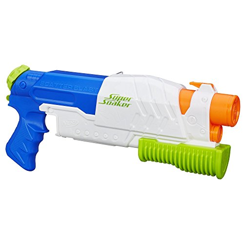 Super Soaker Games
