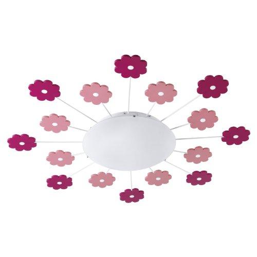 eglo-lighting-92147-lampada-a-sospensione-viki-1-per-bambini-fiori-con-punti-fosforescenti-visibili-