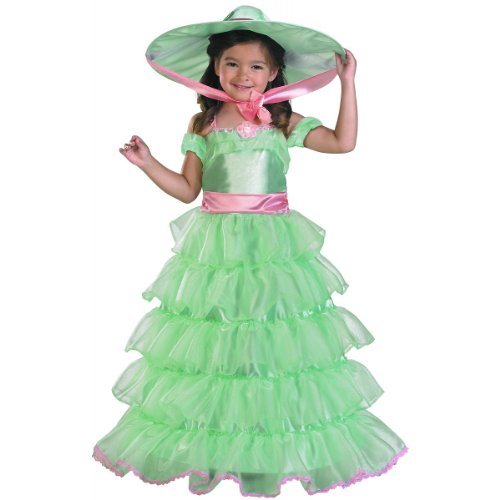 Southern Belle Costume - Toddler Medium