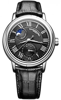 Raymond Weil Maestro Moonphase Mens Watch 2839-STC-00209