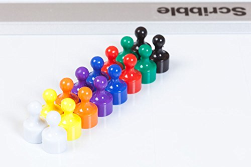 scribble-super-strong-skittle-magnets-12-x-20-mm-for-office-or-fridge-pack-of-16-assorted-colours
