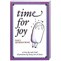 Time for Joy: Daily Affirmations   [TIME FOR JOY] [Paperback]