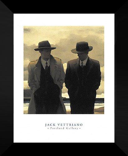 Jack Vettriano Framed Art Print 20x24
