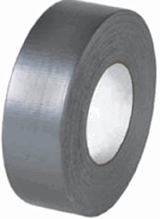 Shurtape PC675S Silver Premium Cloth Tape, 2 mm x 60 m , 1 Roll