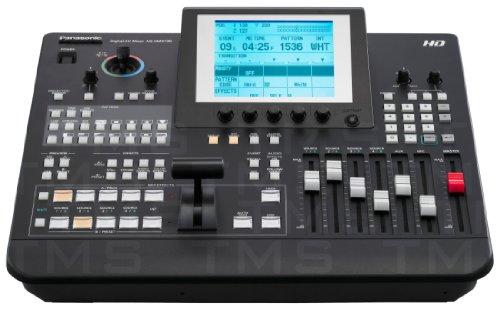 Panasonic AGHMX100PJ HD/SD Digital A/V Mixer (Black)
