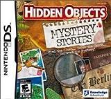 Hidden objects: mystery stories bilingual (nintendo ds)