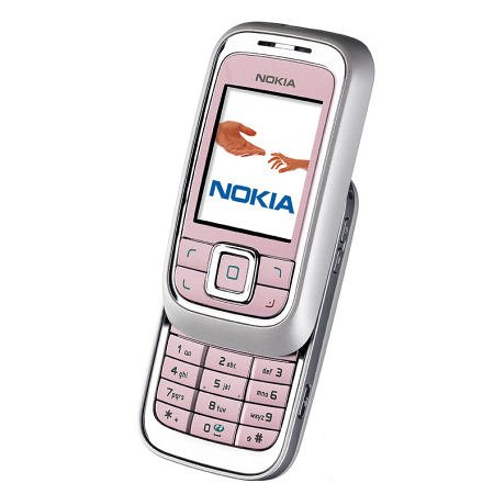 Nokia 6111 Pink -  1 Mega Pixel Camera Phone - Video - FM Radio - Mp3  - Bluetooth - Sim Free