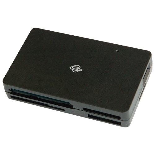 PLANEX デジカメ、携帯電話など51種類のメディアに対応したUSBカードリーダ&ライター PL-CR51U
