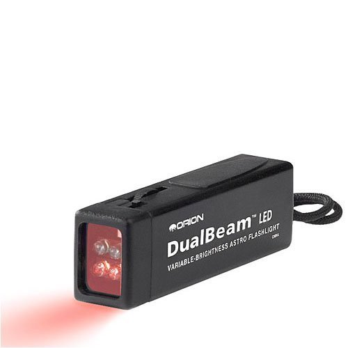 Orion 5756 Dualbeam Led Astronomy Flashlight