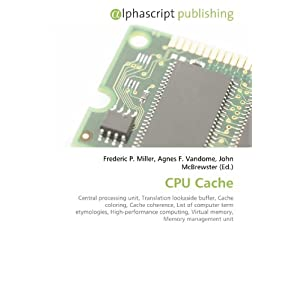 CPU Cache: Central processing unit, Translation lookaside buffer ...