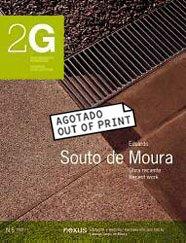 Eduardo Souto De Moura: Recent Work (2G: International Architecture Review Series)