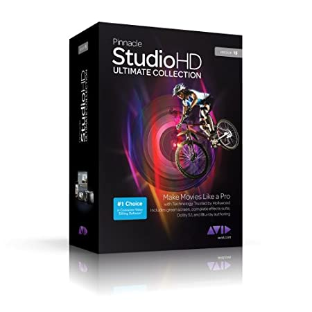 Pinnacle Studio HD Ultimate Collection v15 (PC)