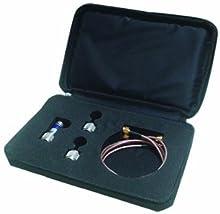 GW Instek GKT-001 - Juego de 4 utensilios para analizador de espectro
