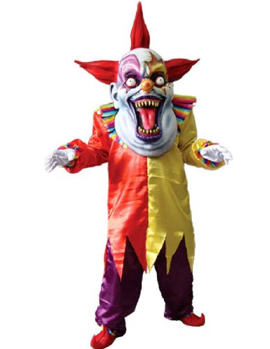 Morris Custumes Men's Evil Clown Costume