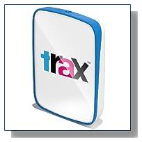 Trax Personal GPS Tracker (Blue)