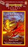 &#34;Dragonlance Saga Heroes - Legend of Huma v. 1 (TSR Fantasy)&#34; av R.A. Knaak