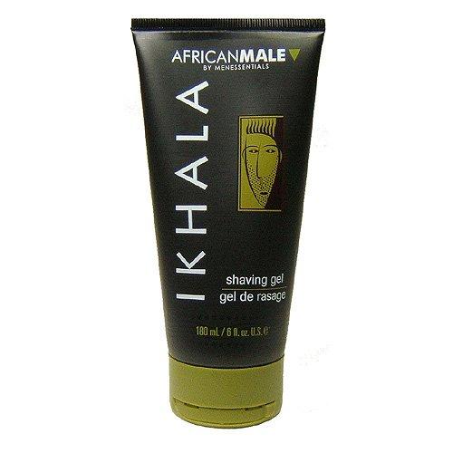 african male by menessentials ikhala shaving gel 6 oz beauty supplies. Black Bedroom Furniture Sets. Home Design Ideas
