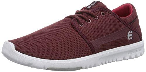 Etnies SCOUT 4101000419/488, Sneaker Uomo, Weinrot, 39
