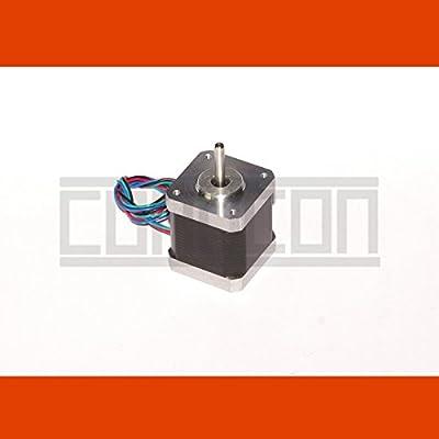 1 x Schrittmotor NEMA 17 2.5A mit Haltemoment 0,58 Nm (5,9 kg cm)