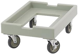 Cambro Camdolly for Pizza Dough Box Carrier, Light Gray