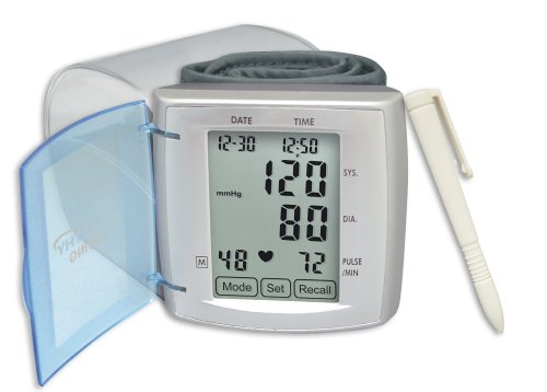 Image of Samsung Healthy Living BT-412S Touchscreen Wrist Blood Pressure Monitor (BT-412S)