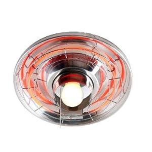 Heat And Light Bathroom Heater 750 Watt Kitchen Home