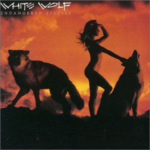 Original album cover of Endangered Species by White Wolf