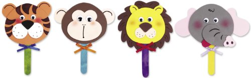 Foam Kit, Makes 40, Puppet Pals
