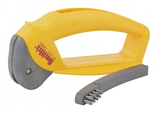 Best Buy! Smith's Sharpeners Axe & Machete Sharpener 50523