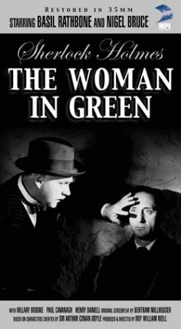 Шерлок Холмс: Женщина в зеленом