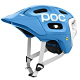POC Trabec Race MIPS Bicycle Helmet blue radon blue Size:XL-XXL/59-62