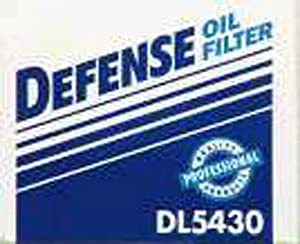 Defense DL7328 Oil Filter