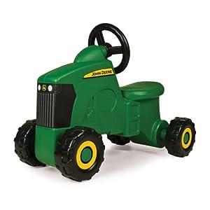 John Deere Sit-N-Scoot Tractor