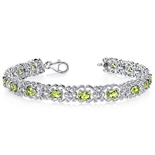 peridot jewelry women