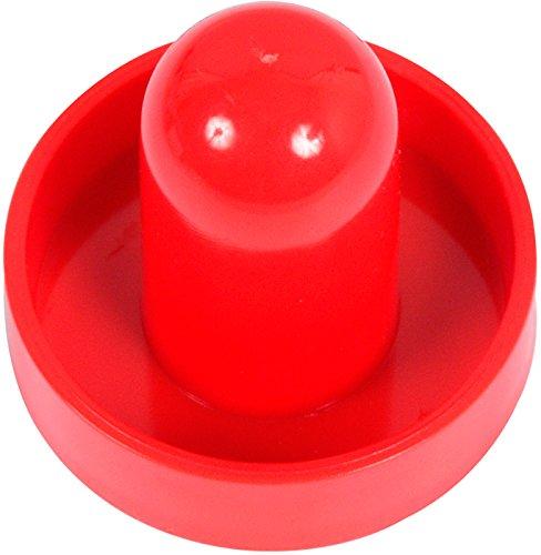 Pousseur de airhockey rouge, 75 mm