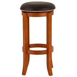 Wood Bar Stool At Target Kitchen Furniture