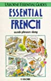 Essential French (Essential Guides Series) (0746003161) by Colvin, Leslie