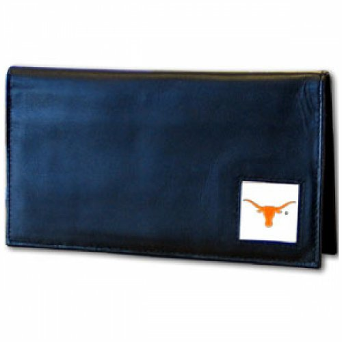 College Checkbook Cover in a tin - Texas Longhorns at Amazon.com
