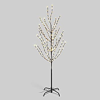 Zanflare 1.5M/5FT 180 LEDs Cherry Blossom Tree 