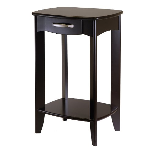 Winsome Wood Danica Side Table front-662455