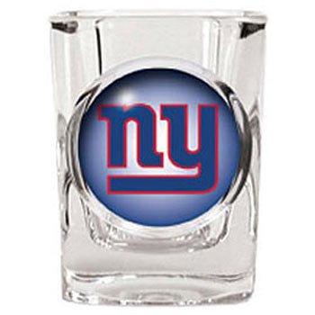 New York Giants Square Shot Glass
