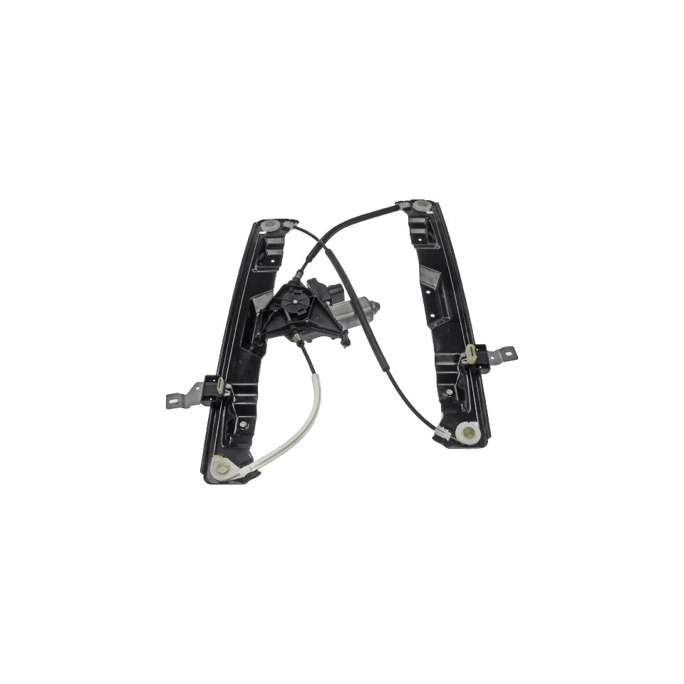 Dorman 751 217 Lincoln Aviator Front Driver Side Power Window Regulator with Motor