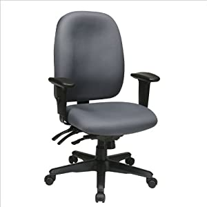 Office Star Ergonomics Chair With Ratchet Back Black Office