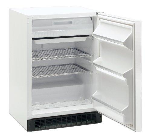 Marvel Scientific 6Crf7100 General Purpose Undercounter Combination Refrigerator/Freezer, Door Type Solid, Door Hinge Right, Door Color White, Cabinet Color White front-64756