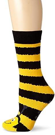 K. Bell Socks Women's Bee Tube Non-Ki…