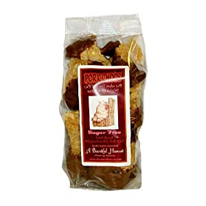 Pork Chocs TM - Sugar Free Milk Chocolate Dipped Pork Rinds